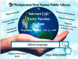 Internet Café - June @ MFN Library