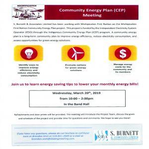 Community Energy Plan Meeting